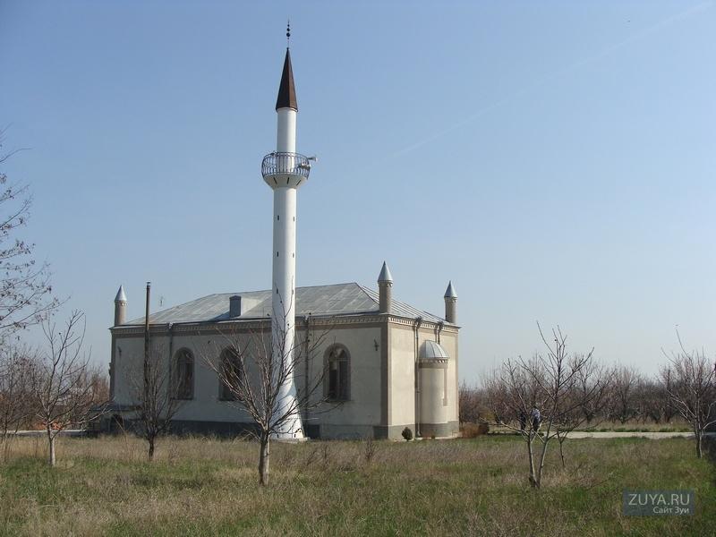 Мечеть в Зуе - фотография