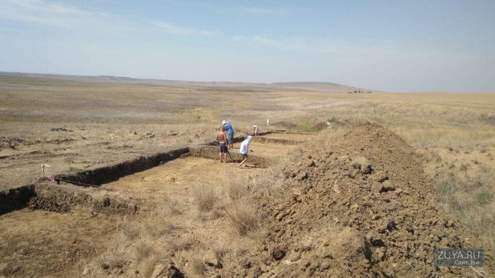 Найдено поселение золотой орды в Крыму