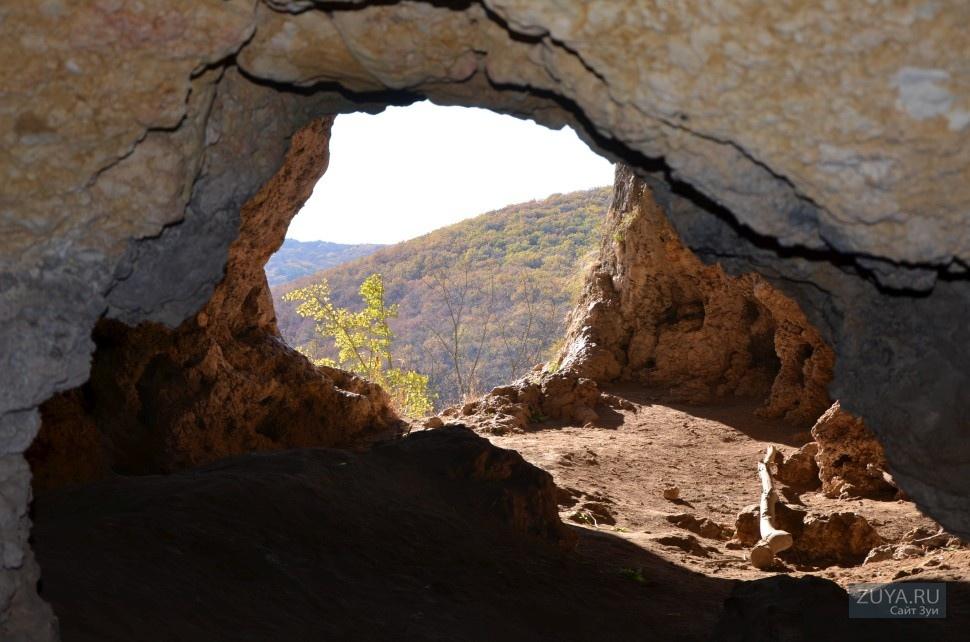 Пещера Киик-Коба в Зуе