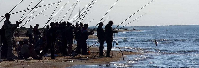 Рыбалка на черном море в Крыму