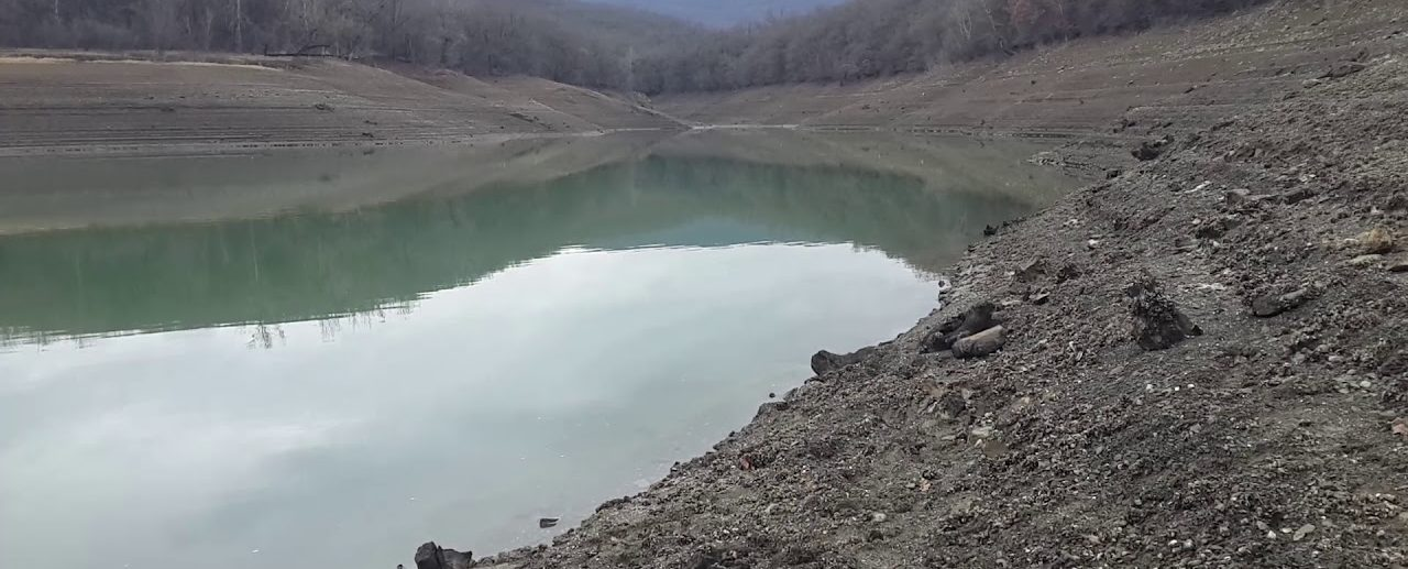Балановское водохранилище 2021