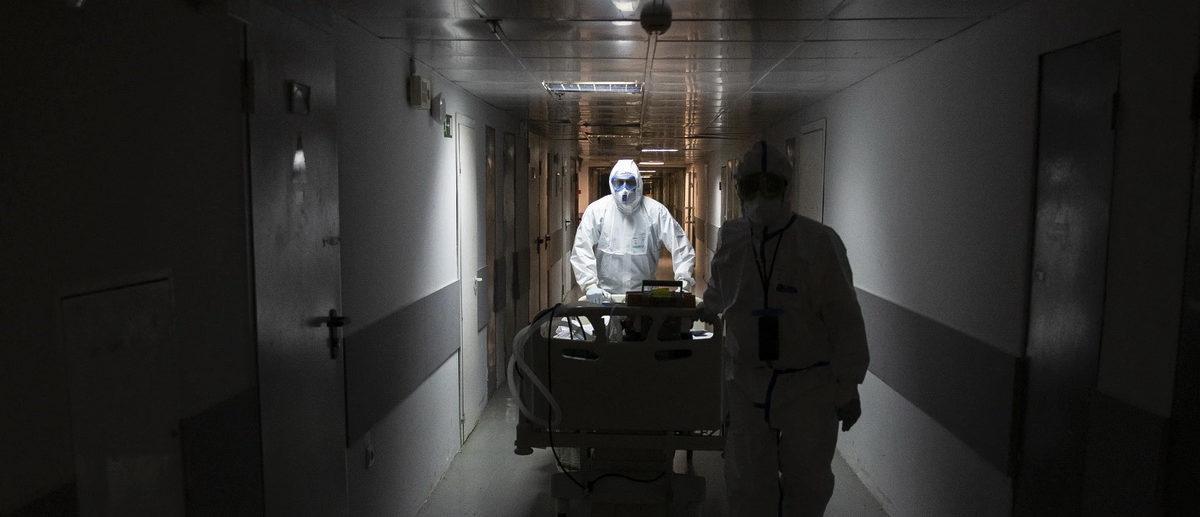коронавирус covid-19 смертность в Крыму Симферополь