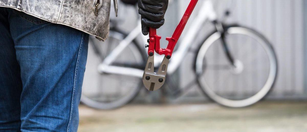 Кража велосипедов в Крыму
