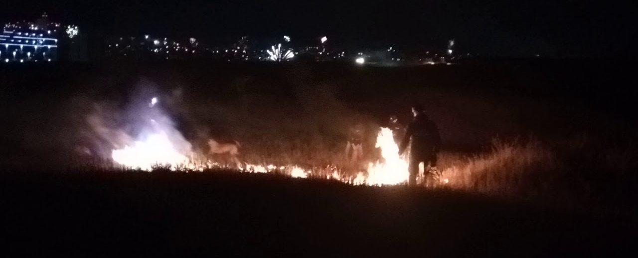 пожар неапаоль скифский на новый год