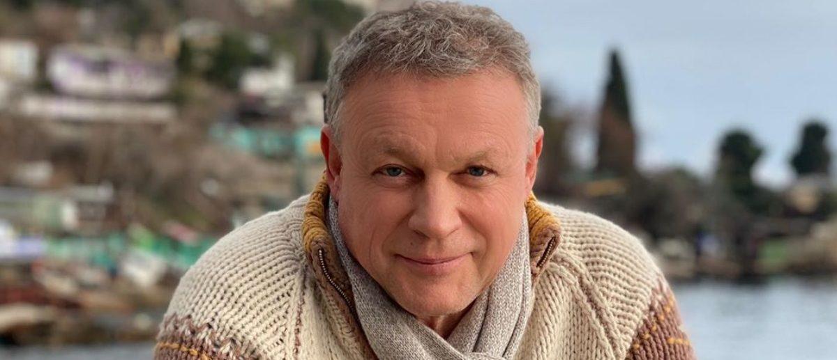Сергей Жигунов фото 2020 год