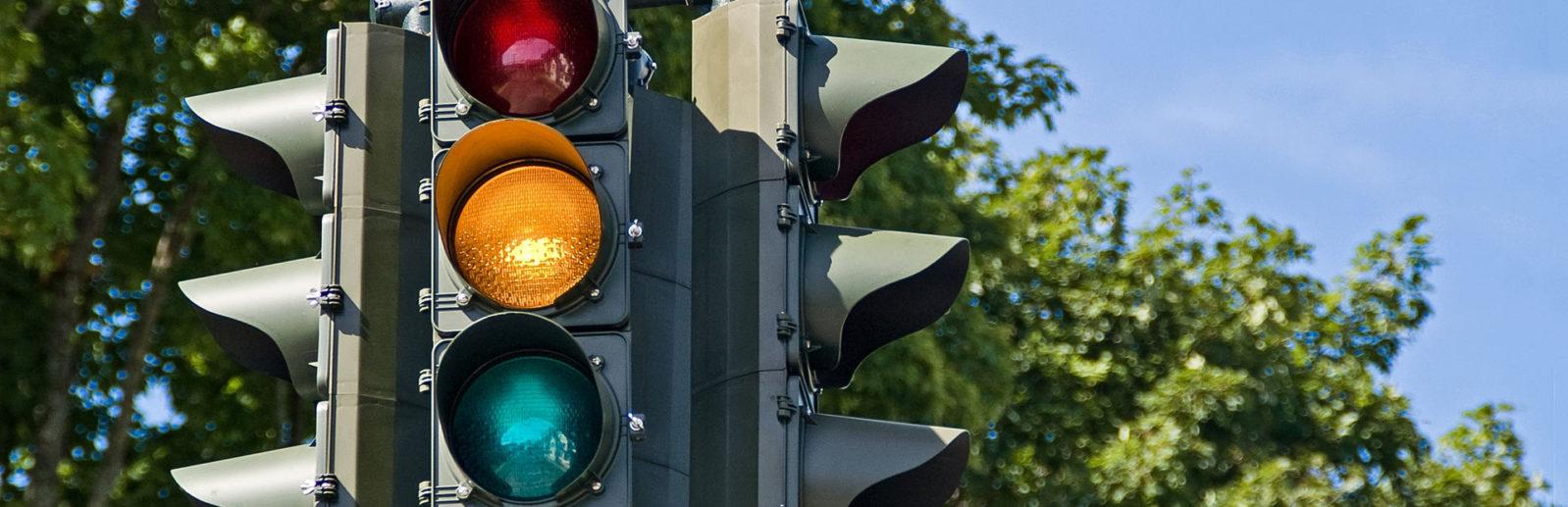 Светофоры в Симферополе
