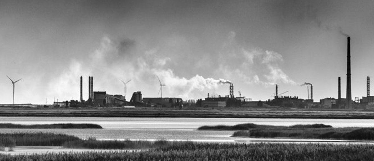 Завод Титан в Армянске загрязнение