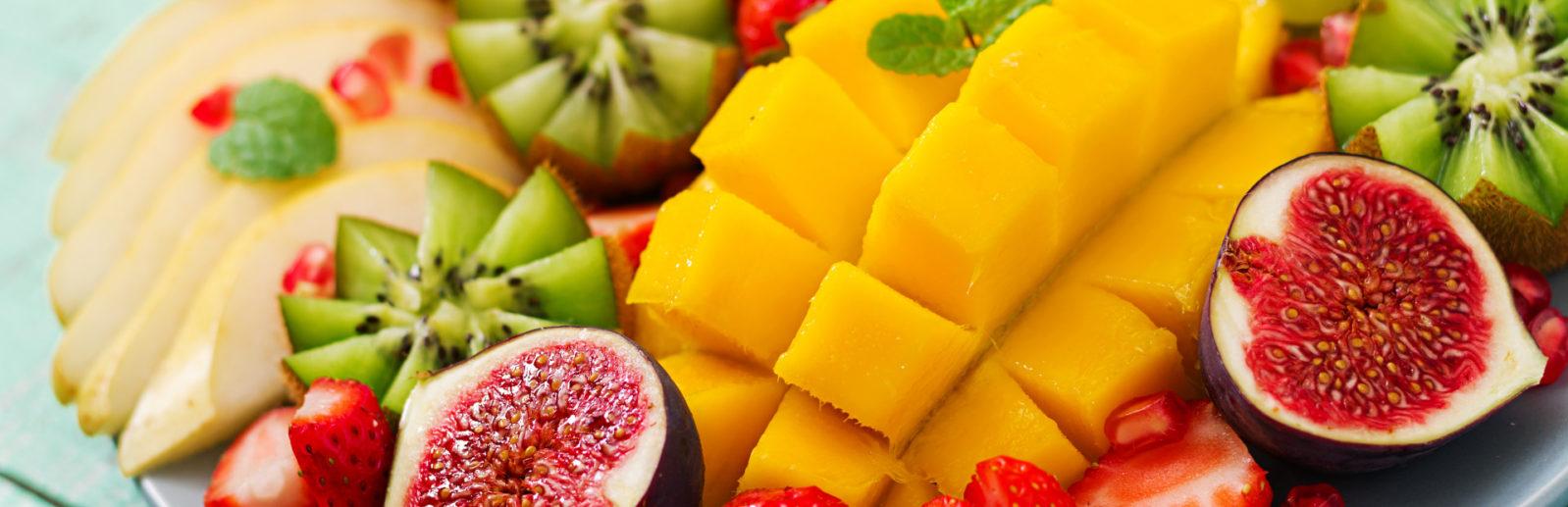 фрукты в Крыму