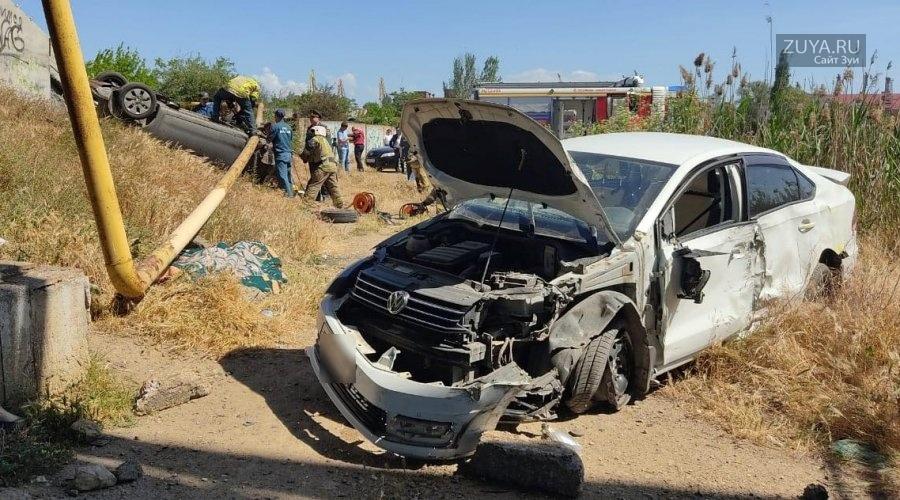 Авария в Керчи 28 мая