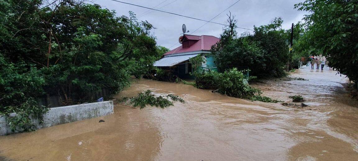 Наводнение в Бахчисарайском районе 4 июля