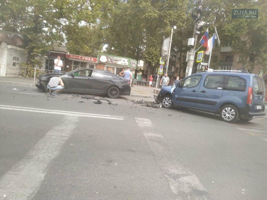 ДТП Симферополь центральный рынок фото