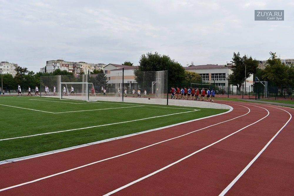 Школа 3 в Симферополе